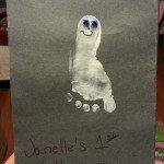 Footprint Ghost