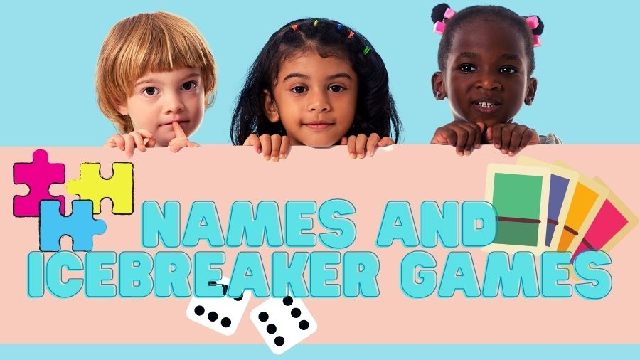 names and icebreaker games