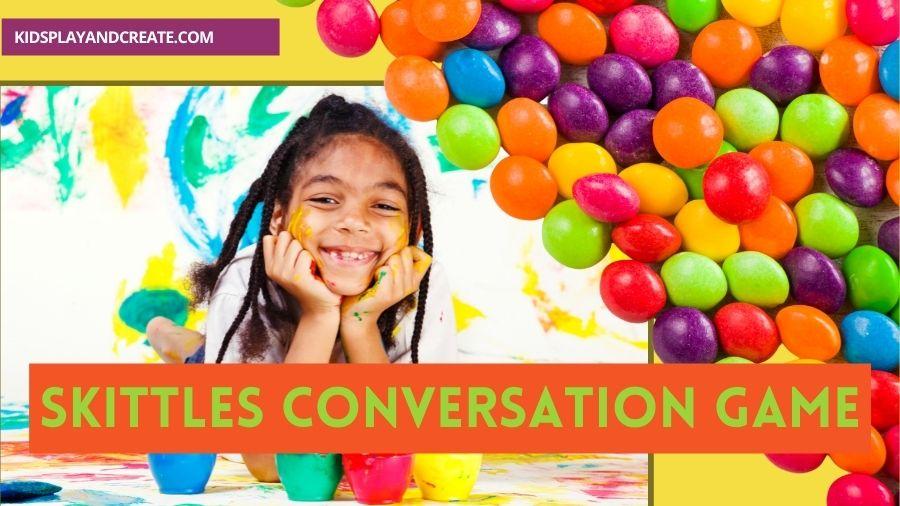 skittles conversation game