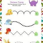 Dinosaur Tracing Paper