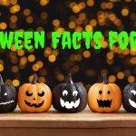 halloween sign with pumpkins